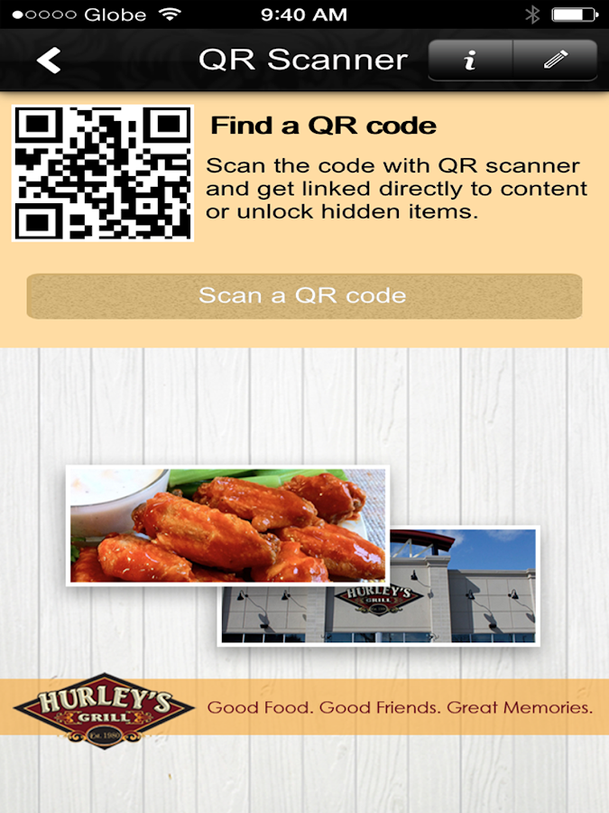 Hurleys Grill- screenshot