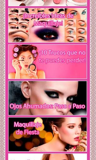 【免費生活App】Maquillaje y Belleza-APP點子