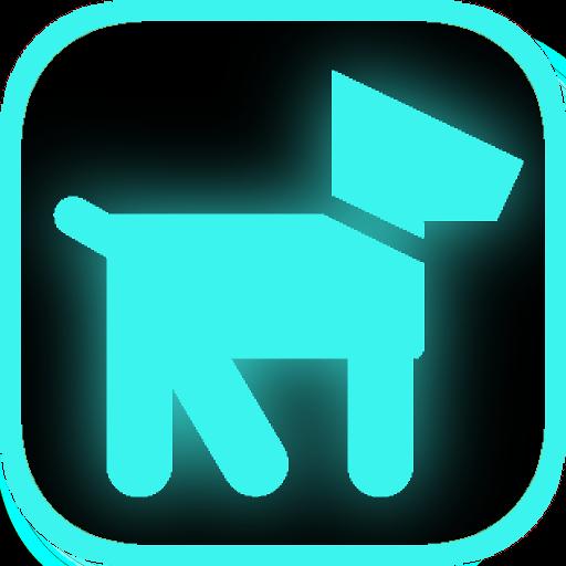 Glow Dog LOGO-APP點子