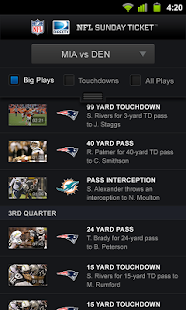 NFL Sunday Ticket- screenshot thumbnail