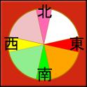 風水カラーコンパス icon
