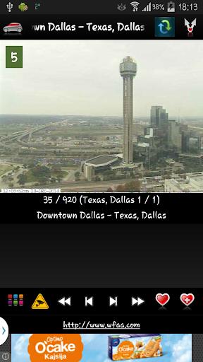 Cameras Texas
