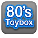 1980′S CARTOON INTROS TOYS logo