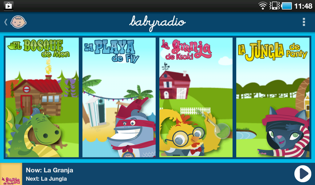 BABYRADIO- screenshot