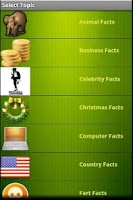 Screenshot of Brilliant Facts 15000+ Free