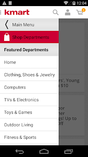 Kmart- screenshot thumbnail