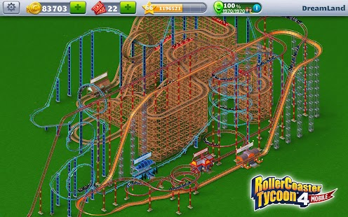 RollerCoaster Tycoon® 4 Mobile Screenshot 34