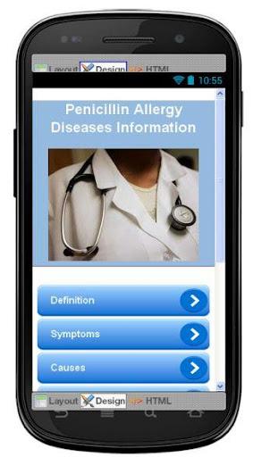 Penicillin Allergy Information