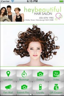 Hey Beautiful Hair Salon Android Apps On Google Play - Beautiful hairstyle salon app