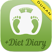 Dukan Diet + Diet Diary