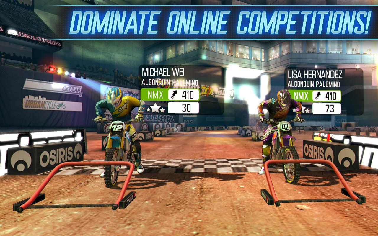 MOTOCROSS MELTDOWN - screenshot