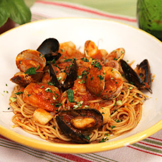 Seafood Pescatore Recipes.