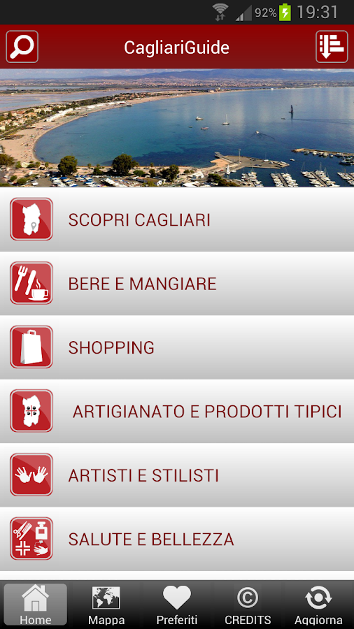 Cagliari Guide - screenshot