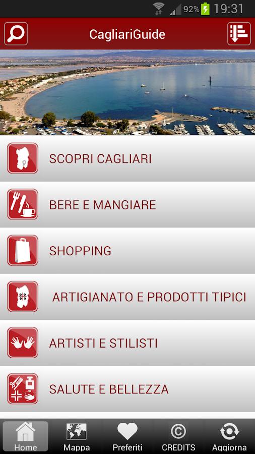 Cagliari Guide - screenshot
