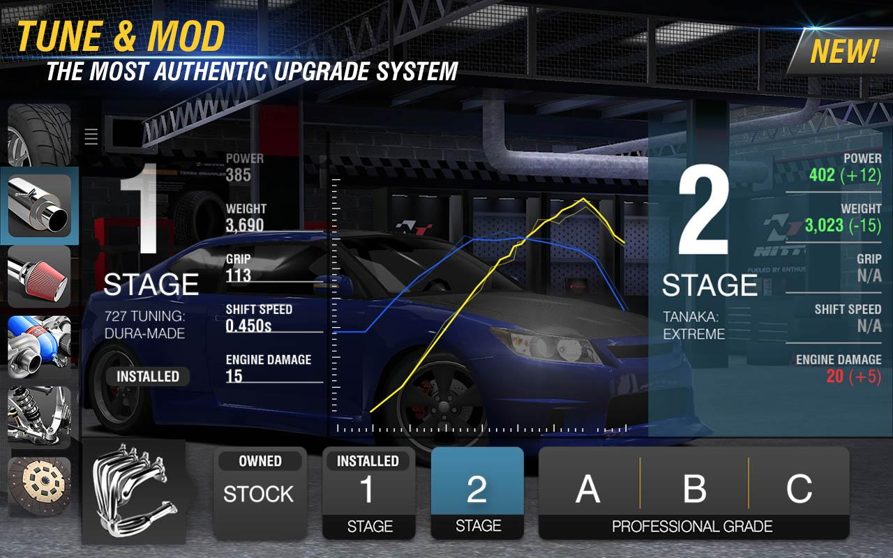 Racing Rivals - screenshot