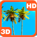Magnificent Palm Sky Scenery icon