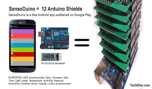 SensoDuino- screenshot thumbnail