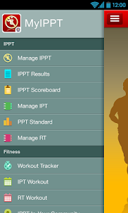 MyIPPT - screenshot thumbnail