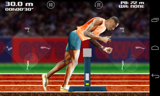 QWOP Screenshot 34