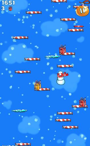 Снеговик спасает Новый Год для планшетов на Android