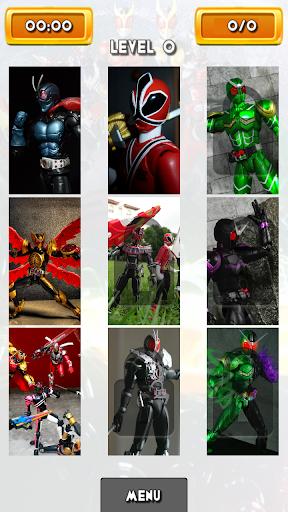 Kamen Rider Doll Puzzle