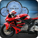 Honda CBR Rally Moto Wallpaper icon