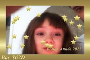 Screenshot of Greetings cards STI2D