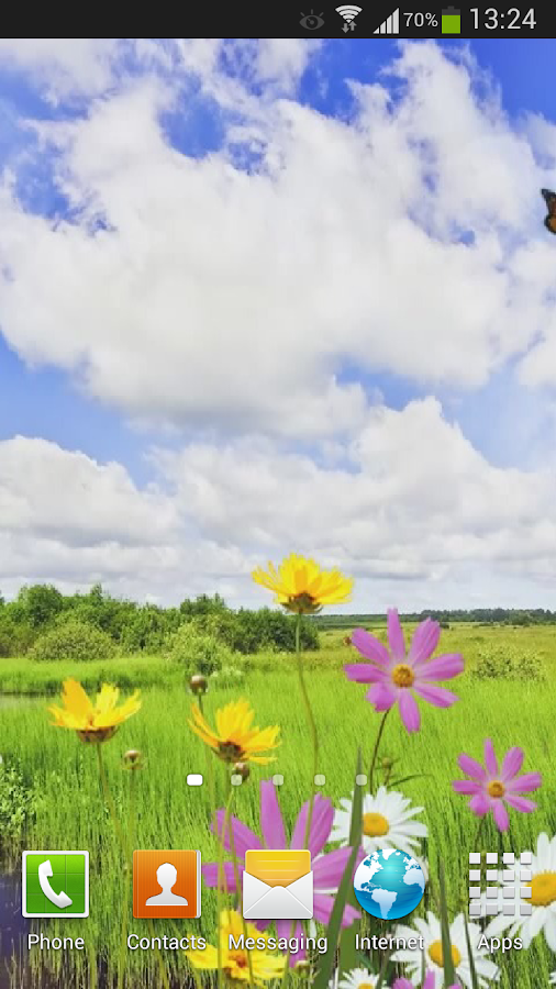 Butterfly Live Wallpaper HD 3 - Apl Android di Google Play