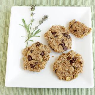 Quinoa Lavender Cookies [Vegan]