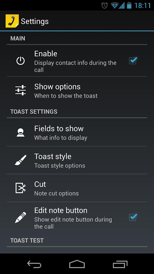 Call Notes Pro - screenshot