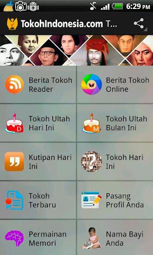Berita Tokoh Indonesia