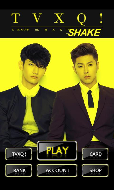 TVXQ! SHAKE - screenshot