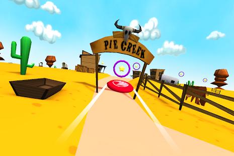 Frisbee(R) Forever - screenshot thumbnail