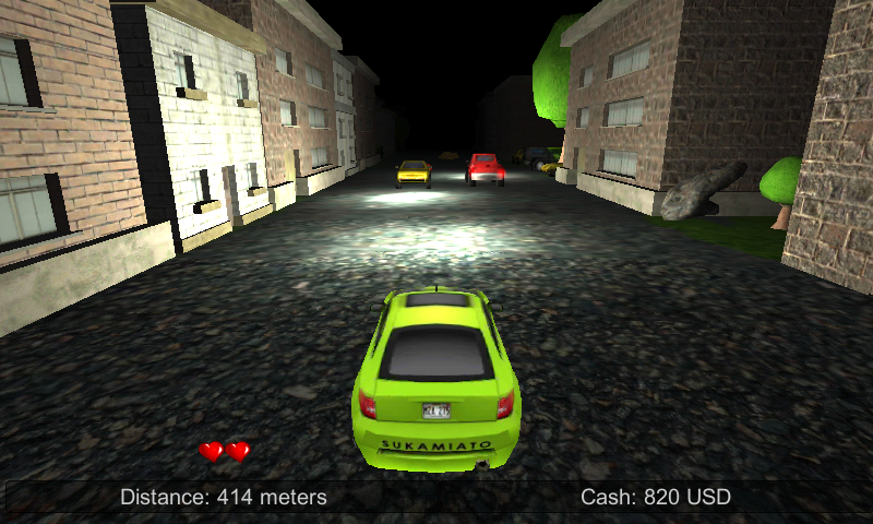 CAR Racing Midnight - screenshot