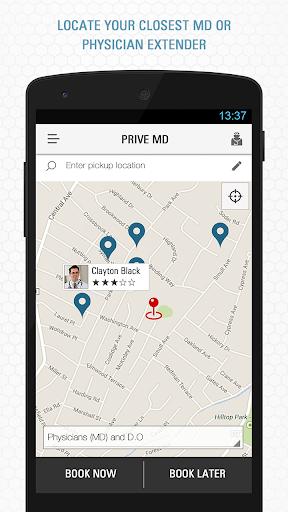PriveMD - On Demand Doctors