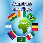 Countries and Flags icon