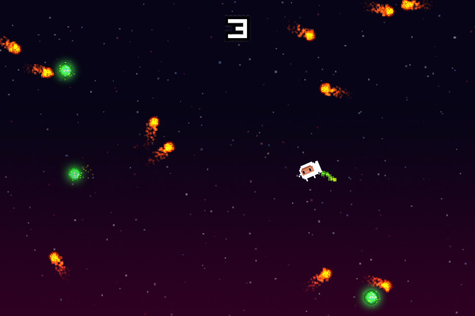Jetpack Impossible!- screenshot
