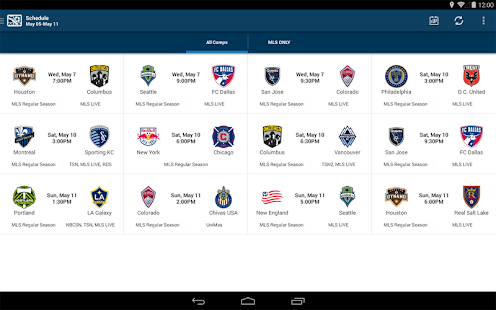 MLS Screenshot 9