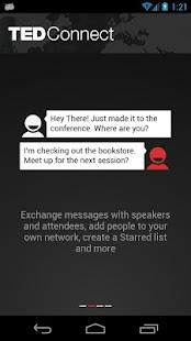 玩免費社交APP|下載TEDConnect app不用錢|硬是要APP