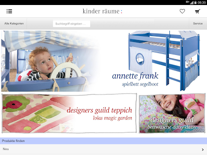 kinder räume ag - screenshot thumbnail