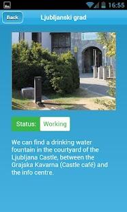Tap Water Ljubljana- screenshot thumbnail