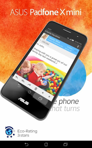 devicealive Asus PadFoneX mini
