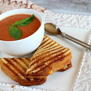 10 Minute Tomato Soup.