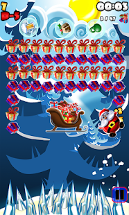 Jumping Santa- screenshot thumbnail