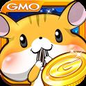 ドリームコイン落とし~ハムノスケの大冒険~ by GMO icon