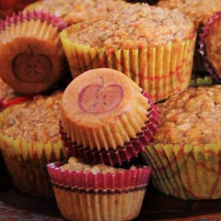 Apple Pumpkin Seed Muffins.
