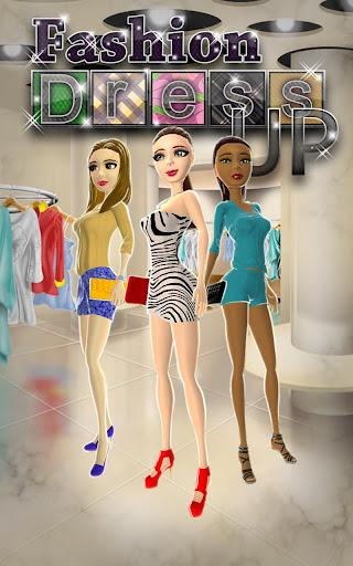 時尚裝扮遊戲-換 衣服遊戲