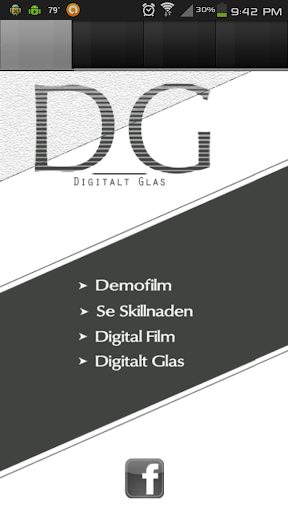 Digitalt Glas