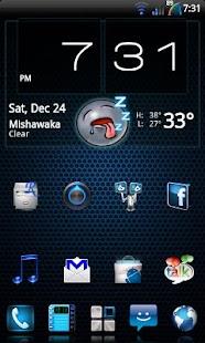 Mixer - CM7 Theme - screenshot thumbnail