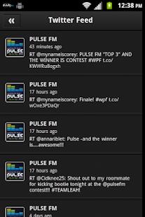 PULSE FM - screenshot thumbnail